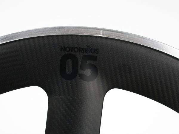 BLB Notorious 05 Carbon Rear Wheel -1028