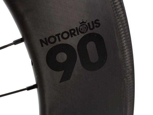 BLB Notorious 90 Rear Wheel -998