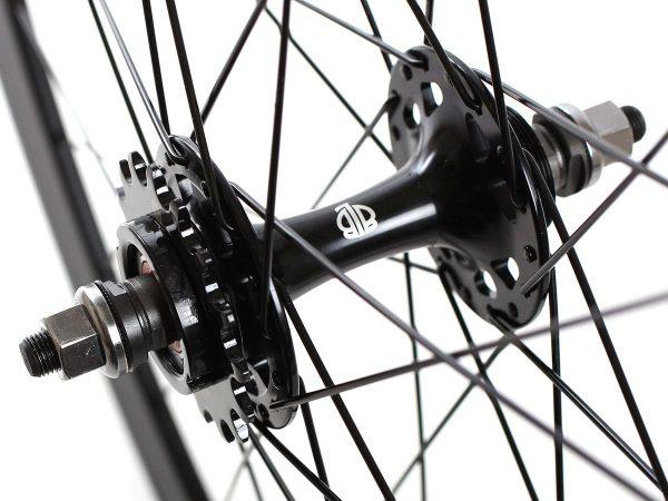H SON SL42 x BLB Wheelset-855