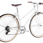 6KU Odessa City Bike 8 Speed Coney White-508