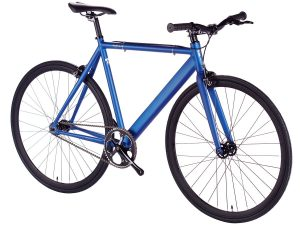 6KU Fixed Gear Track Bike Navy-637
