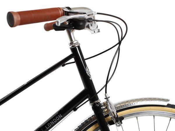 BLB Lola 8 Speed Ladies Bike Black-541