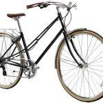 BLB Lola 8 Speed Ladies Bike Black-542