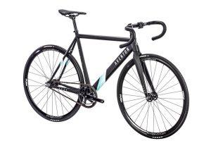 Aventon Cordoba Limited Edition Fixie Fahrrad Schwarsz-2438