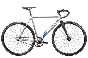 Aventon Cordoba Limited Edition Fixie Fahrrad Polished-0