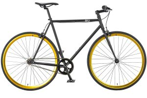 6KU Fixed Gear Bike - Nebula 2