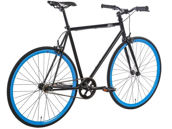 6KU Fixed Gear Bike – Shelby 4-621
