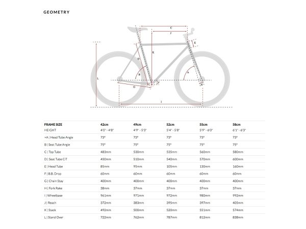6KU Fixed Gear Bike – Cayenne-571
