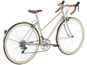 6KU Helen City Bike 16 Speed Champagne-462
