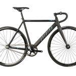 Aventon Cordoba 2018 Fixie Fahrrad Schwarsz-0