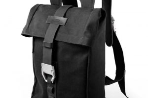 Brooks Inslington Canvas Rucksack-0