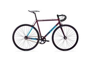 Cinelli Fixie Fahrrad Tipo Pista 2018 - Lila-0
