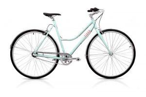 Finna Cycles Breeze Stadtfahrrad 3 Speed Cupcake