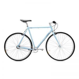 Finna Cycles Journey Stadtfahrrad 3 Speed Sky Blau