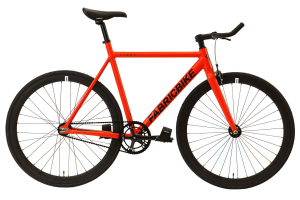FabricBike Fixed Gear Fahrrad Light - Rot-0