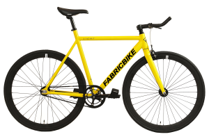 FabricBike Fixed Gear Fahrrad Light - Gelb-0