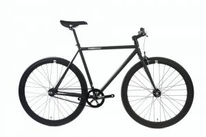 FabricBike Fixed Gear Fahrrad - Mattschwarsz-0