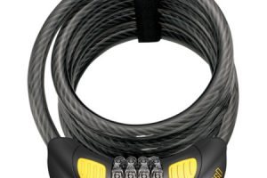 Onguard Combo Doberman Glo Kettenschloss-0
