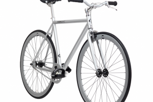 FabricBike Fixed Gear Bike - Gray-2793