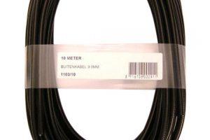 XLC Bremse Kabel auben 10M 5.5mm-0