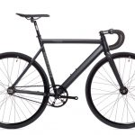 State Bicycle Co. Fixie Fahrrad Black Label V2 – Matte Schwarz-0