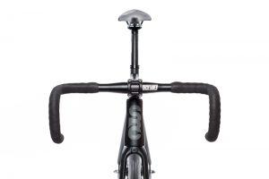 State Bicycle Co. Fixed Gear Bike Black Label V2 - Matte Black-5961