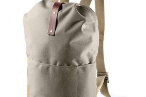 Brooks Dalston Knapsack - Medium - Dove-0