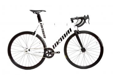Unknown Bikes Fixed Gear Fahrrad Singularity - Weiss-0