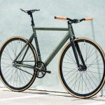 State Bicycle Co Fixed Gear Black Label v2 – Army Green-5941