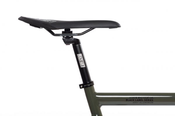 State Bicycle Co Fixed Gear Black Label v2 – Army Green-5938