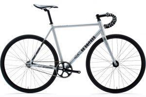 Cinelli Fixie Fahrrad Tipo Pista 2018 - Silber-0