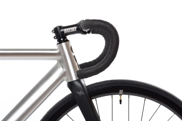 State Bicycle Co Fixed Gear Bike Black Label v2 – Raw Aluminum-6553