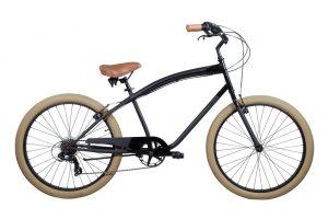 Pure Fix Classic Beach Cruiser Bike Brewster-6456