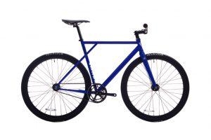 Poloandbike CMNDR Fixie Fahrrad K.S.K. Blau-0