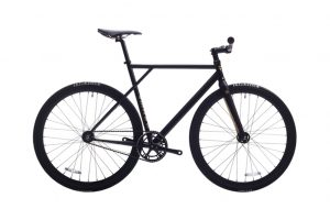 Poloandbike CMNDR Fixie Fahrrad S.A.S. Schwarz-0