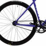Poloandbike CMNDR Fixed Gear Bicycle K.S.K. Blue-6151