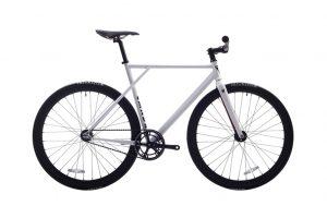 Poloandbike CMNDR Fixie Fahrrad S.S.G. Weiss-0