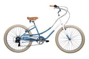 Pure Fix Step Through Beach Cruiser Fahrrad Kusshi-0