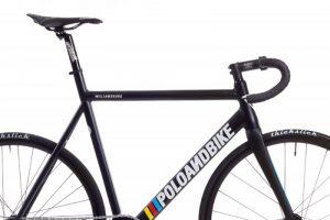 Poloandbike Williamsburg Fixed Gear Bicycle Black-6172