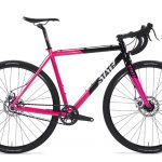 State Bicycle Co Thunderbird Singlespeed Cyclocross Bicycle Pink-0