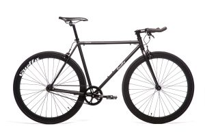 Quella Fixed Gear Faharrd Nero - Schwarz-0