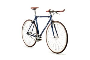 Quella Fixed Gear Bike Premium Varsity Collection - Oxford-7050