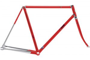 Cinelli 2018 Supercorsa Pista Frame Set Rot-0