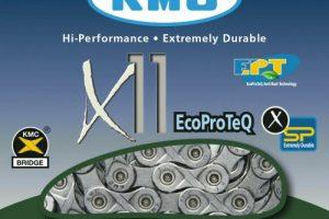 KMC Ecoproteq X11 11SP Kette-0
