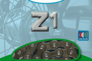 KMC singlespeed Z1 Kette-0