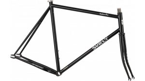 Surly Steamroller Track Frame Kit 700C Schwarz-0