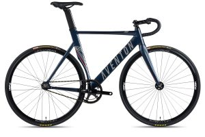 Aventon Mataro 2018 Fixie Fahrrad - Midnight Blau-0