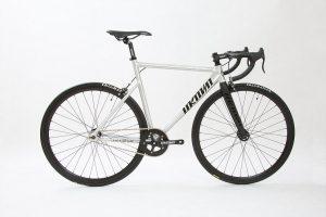 Unknown Bikes Fixie Fahrrad PS1 - Silber-0