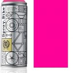 Spray.bike Fahrradfarbe Fluorescent Kollektion - Fluorescent Pink-0