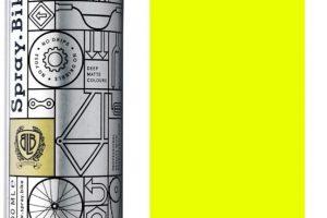 Spray.bike Fahrradfarbe Fluorescent Kollektion - Fluorescent Yellow-0
